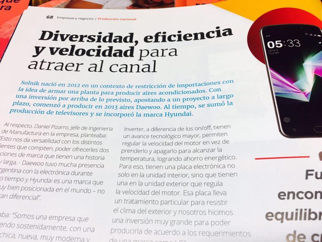 """""""Diversidad, eficiencia y velocidad que seduce al canal"""" – EN RETAIL"""