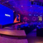 Nokia se presentó en la convención de agentes de Claro.